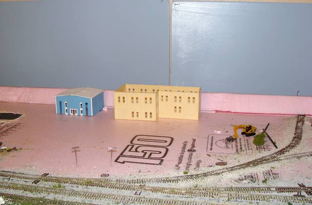 back of the layout