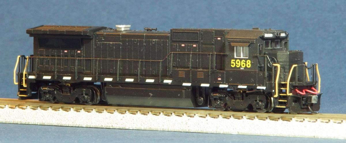 Bearden, Custom Paint, CSX