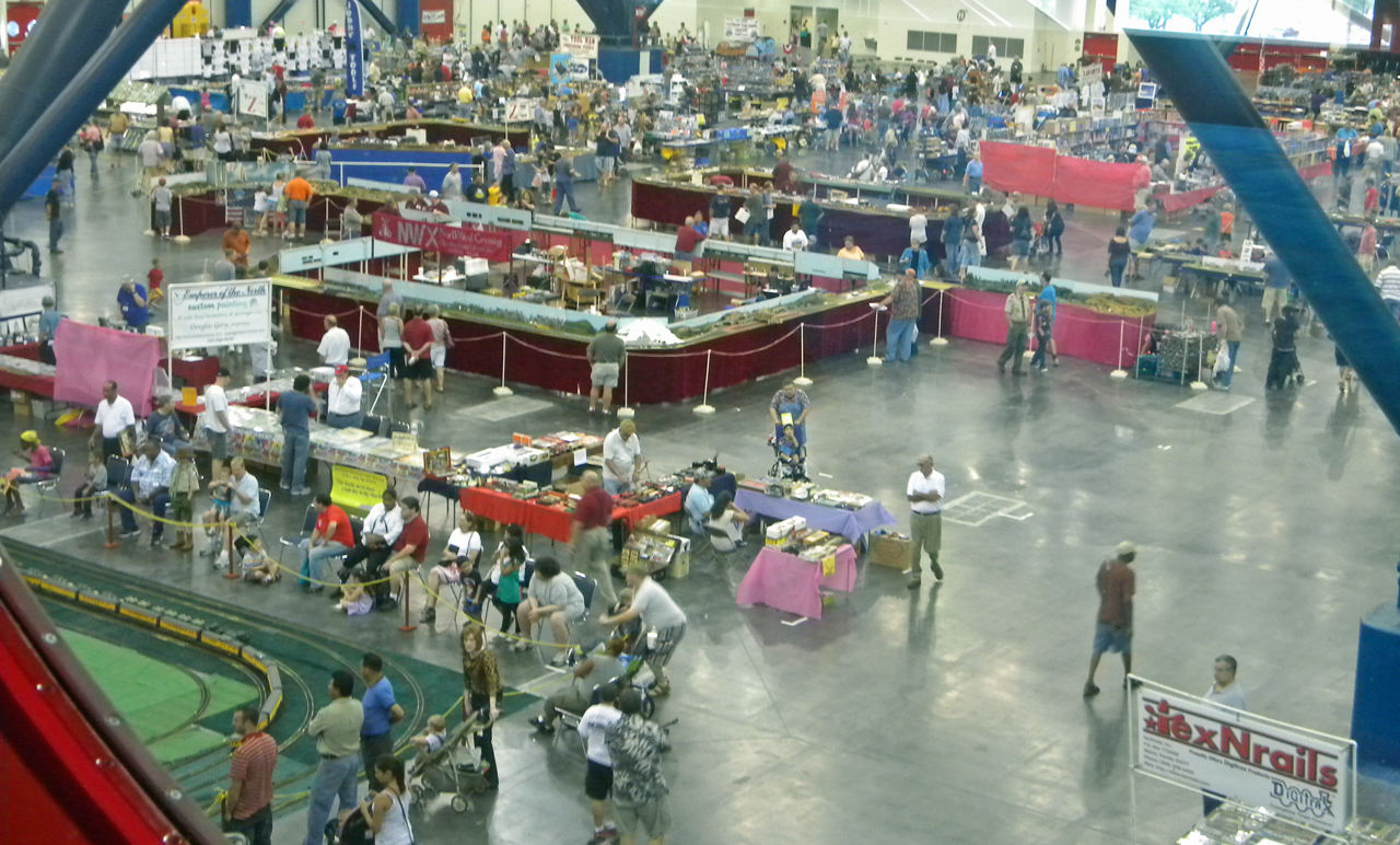 Big Texas Train Show