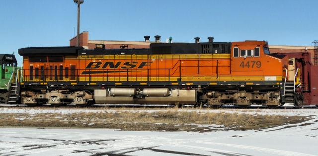 BNSF 4479 | TrainBoard com - The Internet's Original