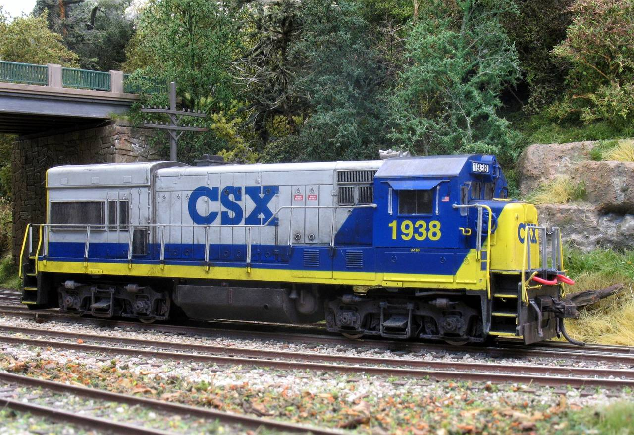 CSX U18B for Sweethome Alabama