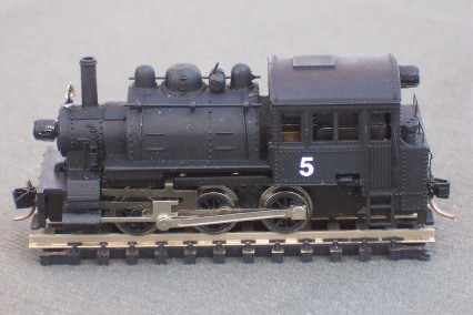 Detailed 0-6-0