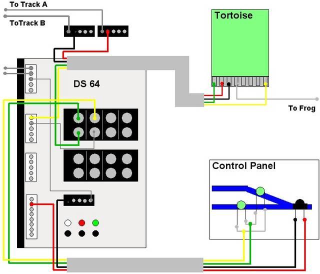 Ds64 - Tortoise Wiring Diagram