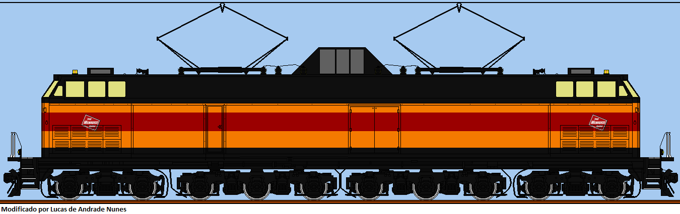 E5AC Milwaukee Road
