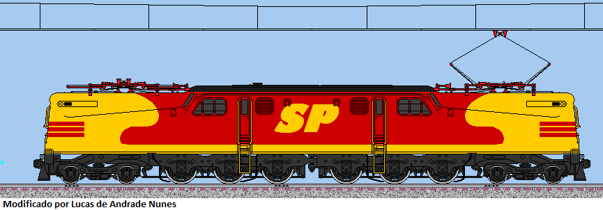 GG-1 Southern Pacific