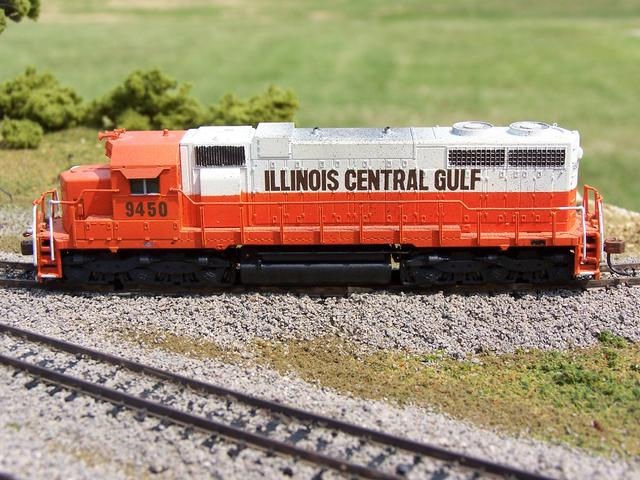 ICG SD28  9450         N scale