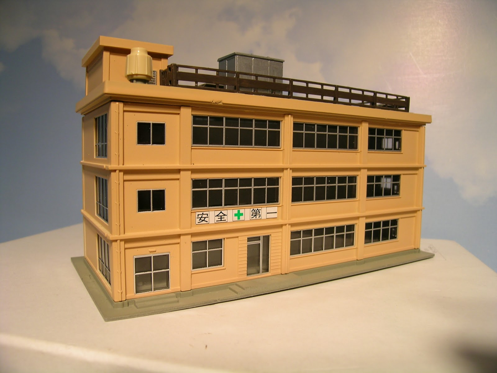 Industry building - kit