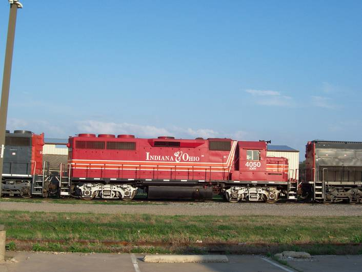 IORY GP40 4050, Denison, TX 3-24-07