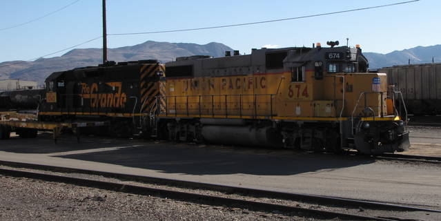 January 2011 Reno NV Yard Power