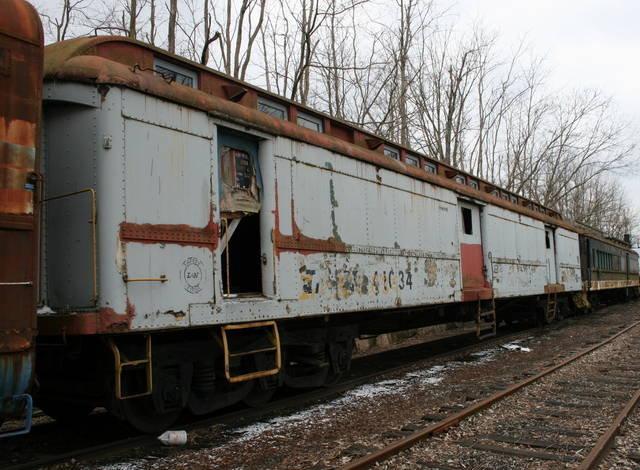 L&N Baggage Car