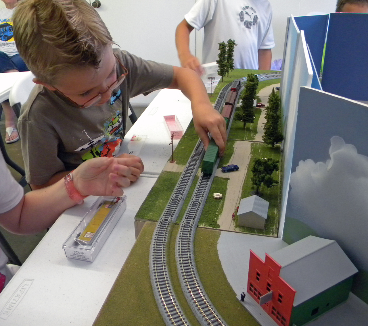 Model Railroad Day Camp 2013