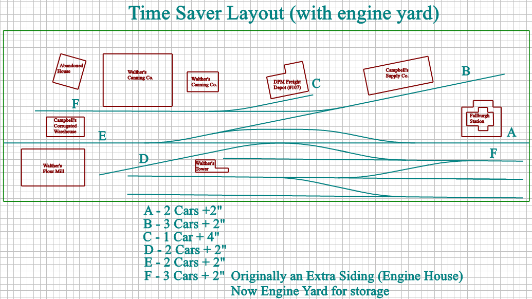 Modified Time Saver Layout (revised)