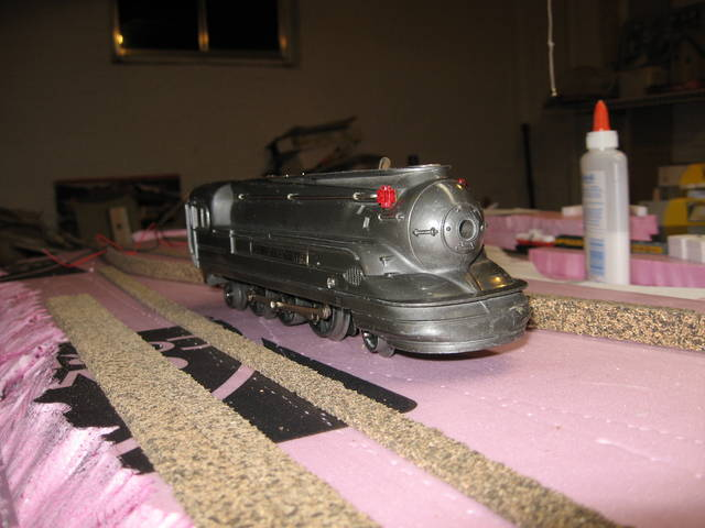 My 193? O scale Lionel