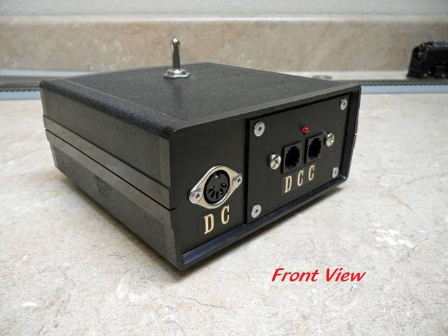 Portable DC/DCC Switching Box