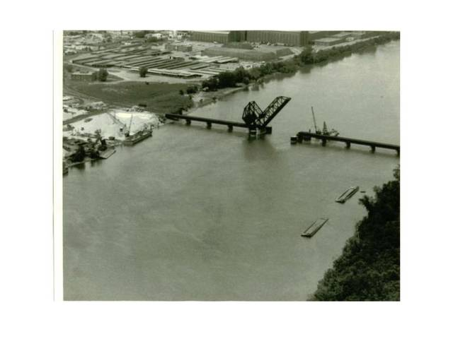 PPU Drawbridge Aerial Slide 16, Photogr unknown