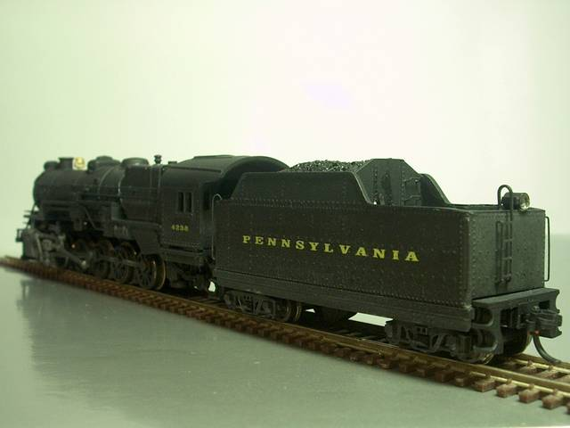PRR I-1 Painted