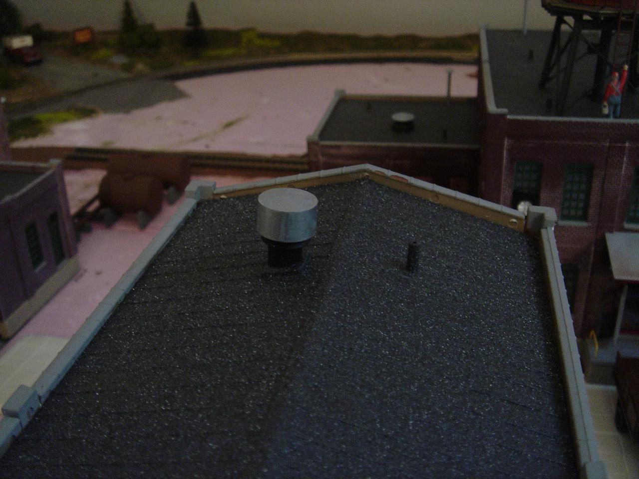 Modeling Pallets Of Asphalt Roofing Shingles Model