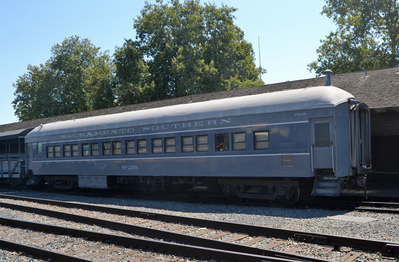 Sacramento Southern Chair Car