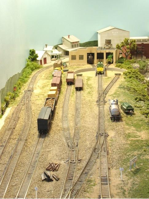 Sand Springs Railway   Yard Overview 2 of 2