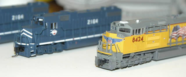 SD70ACE Union Pacific