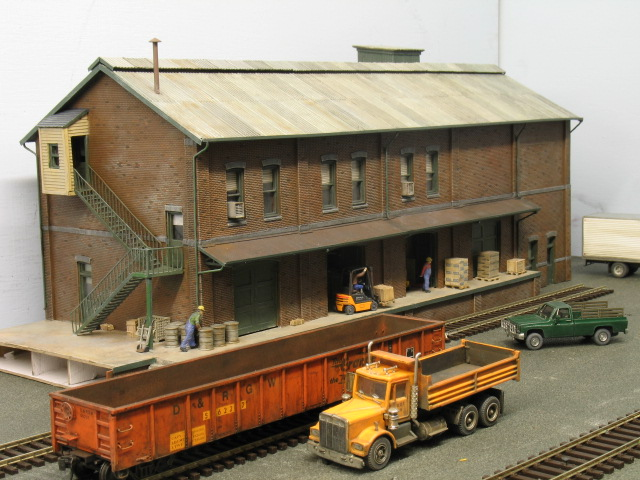 Southern freight house