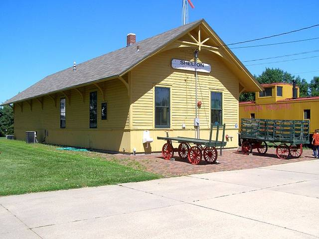Trails and Rails Museum - Kearney NE
