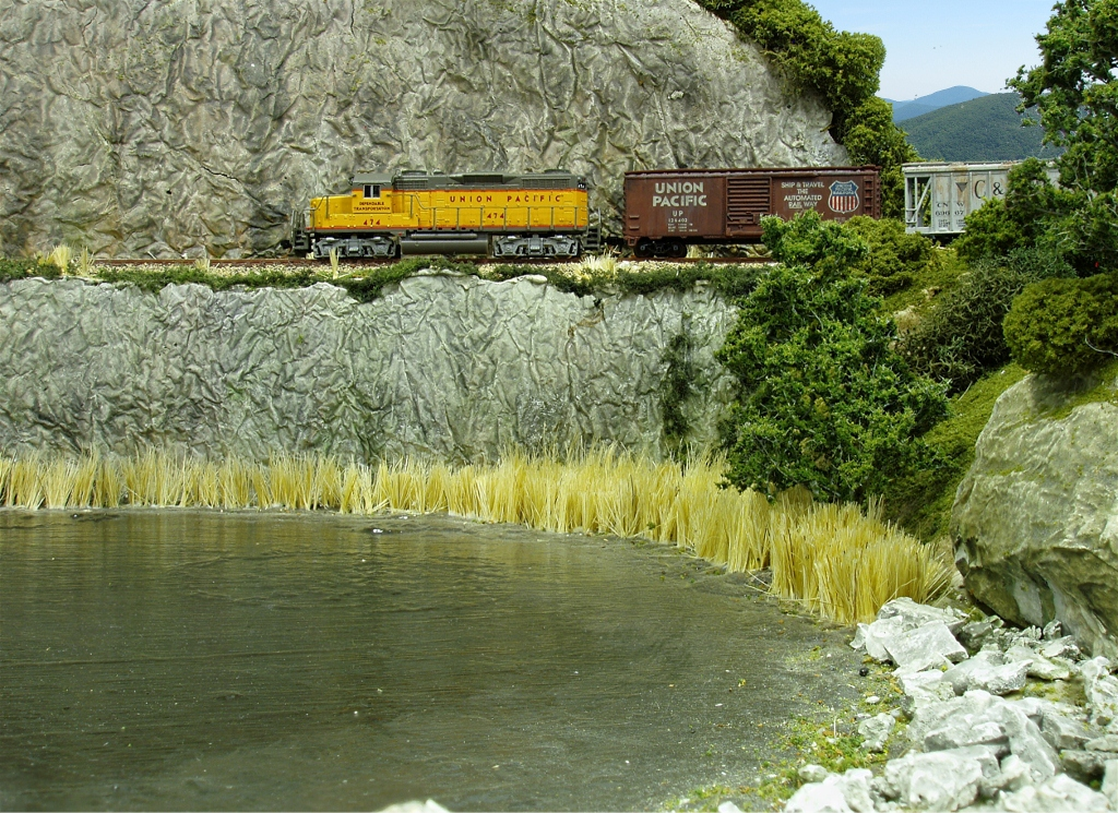 Union Pacific in the Valley