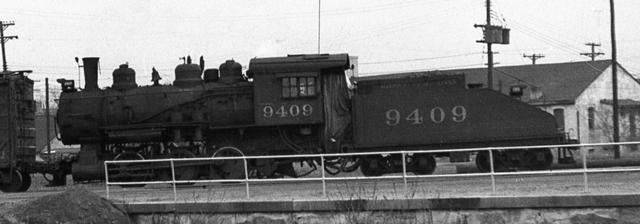 Unknown 0-6-0 switcher. Unknown location, Memphis.