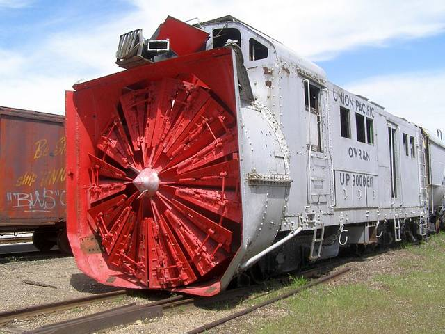 UP Rotary Plow OWR&N 900061