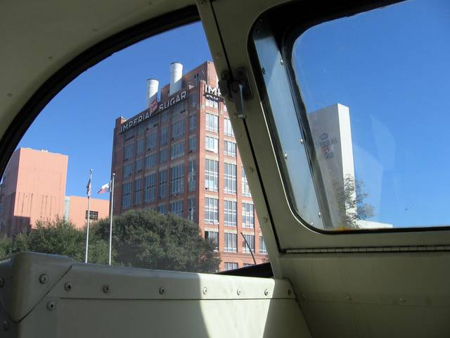 View of Sugar Mill from Columbine dome car