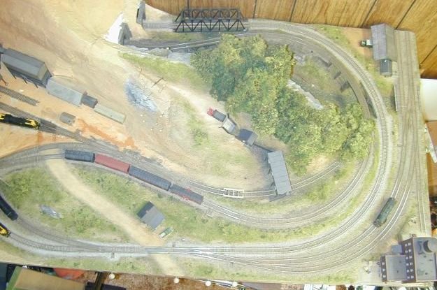 N Scale, Small Space, Beginner