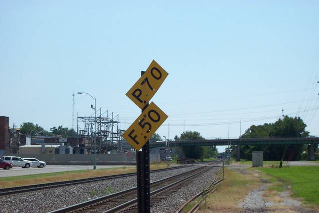 BNSF Ottumwa Sub--Speed Limit