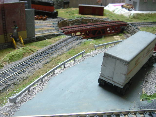 ho Scale Gravel This is Still ho Scale