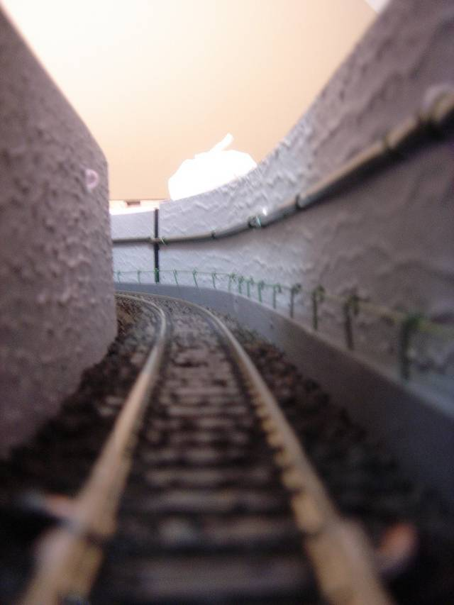 How Have You Made Tunnel Liners Model Railroader