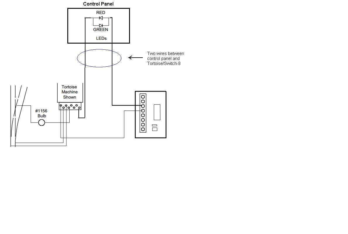 Led Power Source Model Railroader Magazine Railroading Tortoise Switch Machine Wiring Diagram Reply