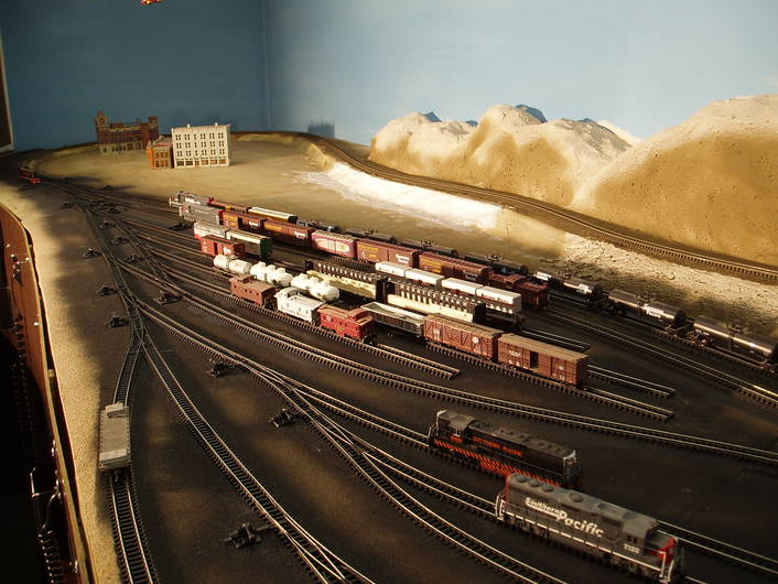 Model railroaders guide to freight yards 5k