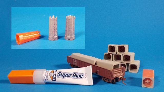 N Scale Uses For Everyday Items Page 3 Trainboard Com