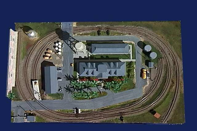 N scale door layout plans model railroader magazine model railroading model trains reviews - N scale train layouts small spaces paint ...