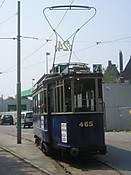Museumtramlijn_08_Amsterdamse_Blauwe_te_station_Haarlemmermeer_Amsterdam_23_juli_2006.JPG