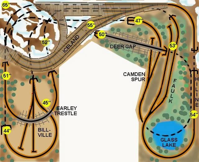 Vertical layout - Model Railroader Magazine - Model ...
