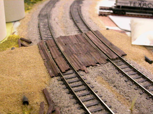 Grade crossing on a curve?? | TrainBoard com - The