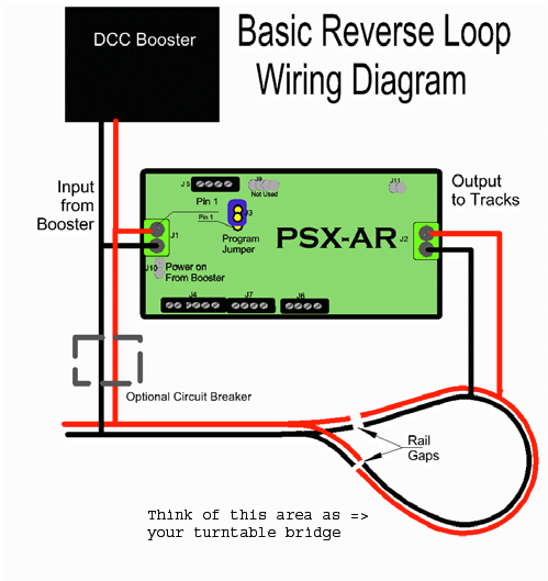 Wiring Dcc Model Train Layouts Wiring Free Engine Image